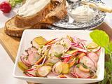 Radieschen-Wurst-Salat Rezept