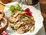 Regensburger Wurstsalat Rezept