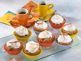 Rhabarber-Baiser-Muffins Rezept