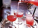 Rhabarber-Vanille-Wodka Rezept