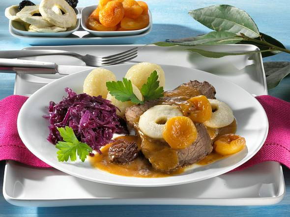 Rheinischer Sauerbraten Rezept