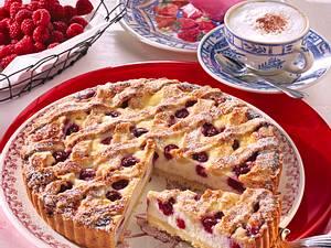 Ricotta-Himbeer-Torte Rezept