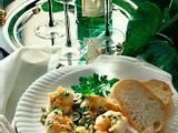 Riesengarnelen in Olivensoße Rezept