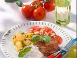 Rinderfilet mit Tomatensalat Rezept