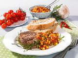 Rinderfiletsteak mit Tomatensalsa Rezept