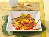 Rindfleisch nach Szechuan Art Rezept