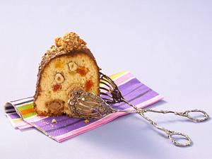 Ring-Giottokuchen mit kandierten Früchten Rezept