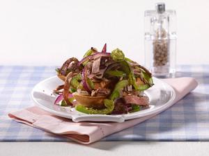 Roastbeef-Geschnetzeltes Rezept