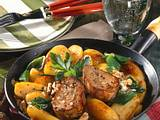 Röstkartoffel-Filet-Pfanne Rezept