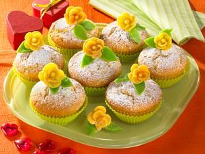 Rosen-Muffins Rezept