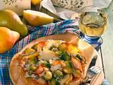 Rosenkohl-Pizza Rezept