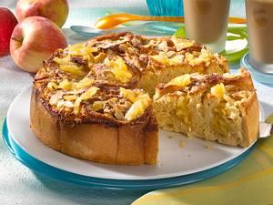 Rosenkuchen mit Äpfeln (Diabetiker) Rezept