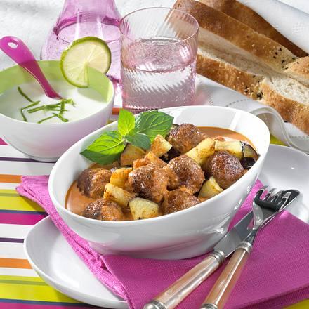 Rotes Hackfleisch-Curry Rezept