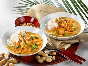 Rotes Thai-Curry Rezept