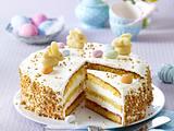 Rübli-Torte mit Zitronencreme Rezept