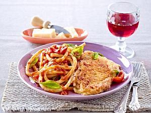 Rumpsteak in Parmesanhülle Rezept