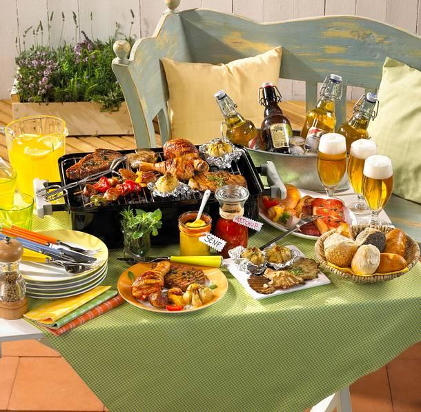 Rumpsteaks in Pfeffer-Rotwein-Marinade Rezept