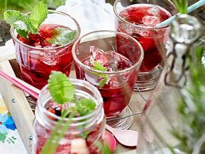 Rumtopf-Drink Rezept