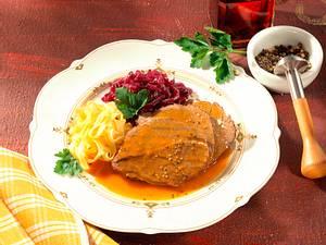 Sächsischer Sauerbraten Rezept
