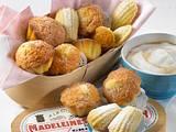 Saftige Madeleines Rezept