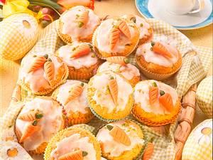 Saftige Rübli-Muffins Rezept