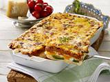 Saftige Zucchini-Hack-Lasagne Rezept