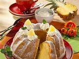 Saftiger Ananas-Puffer Rezept