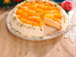 Saftiger Aprikosenkuchen Rezept