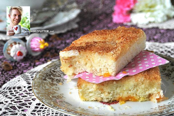 Saftiger Buttermilchkuchen aus dem Wunderland Rezept