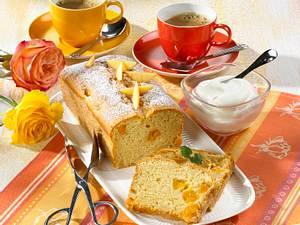 Saftiger Pfirsichkuchen (Diabetiker) Rezept