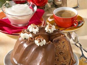 Saftiger Schokoladenkuchen Rezept