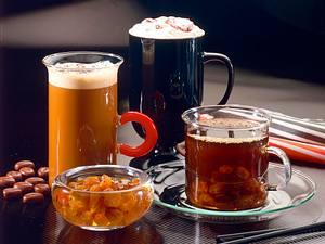 Sahnekaffee mit Mokkalikör Rezept