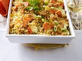 Sahniger Lachs-Kartoffel-Auflauf Rezept