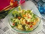 Salatteller mit Artischocken Rezept