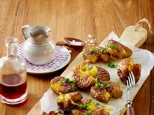 Salz & Essig-Kartoffeln Rezept