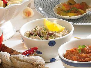 Sardinen-Oliven-Dip Rezept