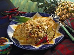 Sauerkraut auf Ananas Rezept