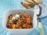 Scharfes Chili con Carne (Diät) Rezept