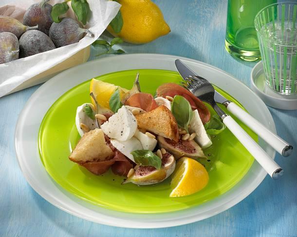 Schinken-Mozzarella-Salat Rezept