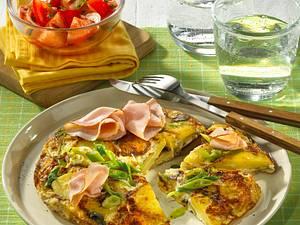 Schinken-Tortilla Rezept