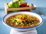 Schlank-Suppe: Italienische Gemüsesuppe Rezept