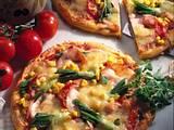 Schnelle Pizza Rezept