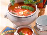 Schnelle Tomatensuppe Rezept