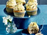 Schnelle Zitronen-Mohn-Cupcakes Rezept