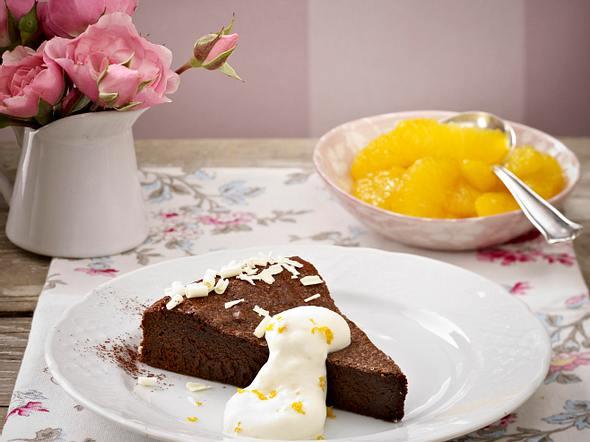 Schneller Schoko-Kuchen Rezept