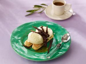 Schnelles Eis-Tiramisu (Dessert Donna Hay) Rezept