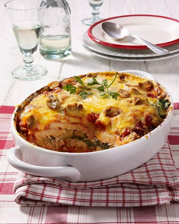 lasagne lecker