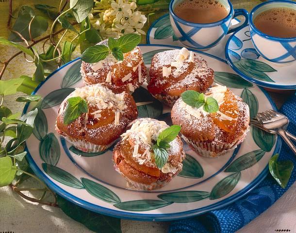 Schoko-Ananas-Muffins Rezept