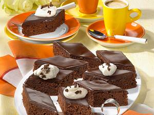 Schoko-Brownies Rezept