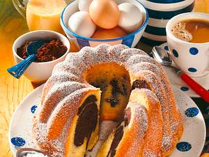 Schoko-Eierlikörkuchen Rezept
